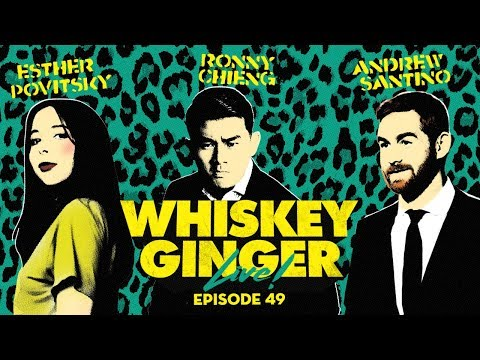 Whiskey Ginger - Ronny Chieng Esther Povitsky Live in Toronto Just For Laughs - #49 from YouTube · Duration:  1 hour 3 minutes 26 seconds
