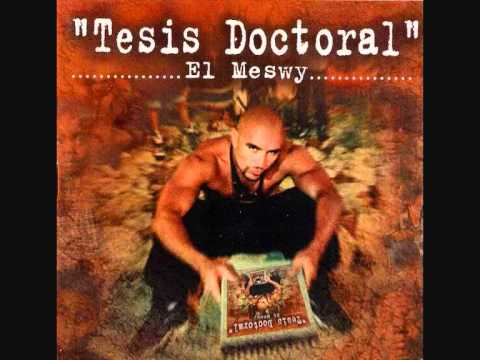El Meswy - Directo De Hardcorecon (con Paco King) - Tesis Doctoral