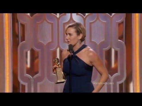 Golden Globe Awards 2016 - Kate Winslet Winner