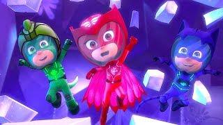 PJ Masks ⭐️HOW TO BE A HERO ⭐️National Super Hero Day Special | 1 HOUR | 4K HD | PJ Masks Official
