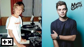 Martin Garrix from 1 to 22 Years Old 1997 - 2018