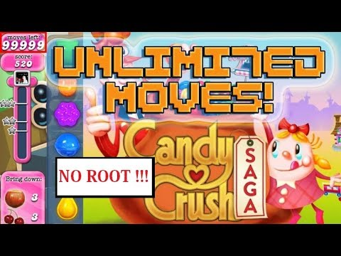 candy crush saga unlimited moves apk free download for android