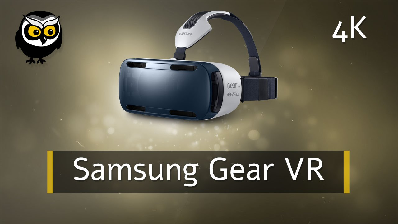 מאוד Samsung Gear VR סקירה - YouTube TM-03