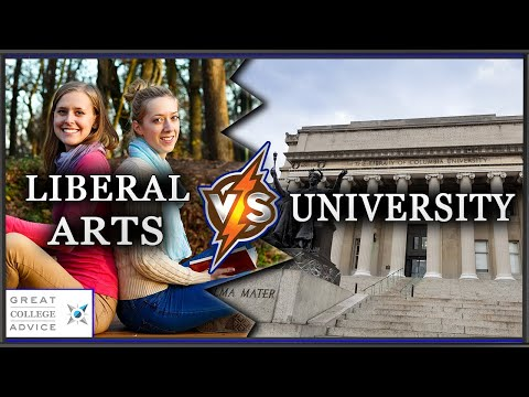 Liberal Arts Education in the United States