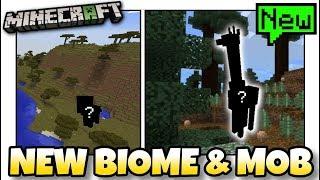 Minecraft - NEW MOB & BIOME [ Minecon Vote ] MCPE / Xbox / Switch / Bedrock