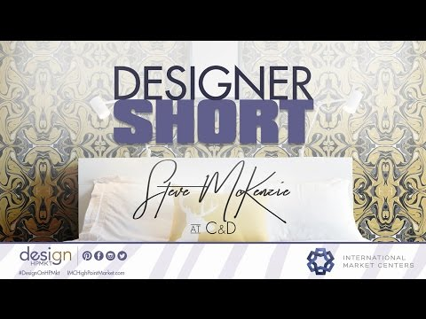 Designer Short: Steve McKenzie at C&D