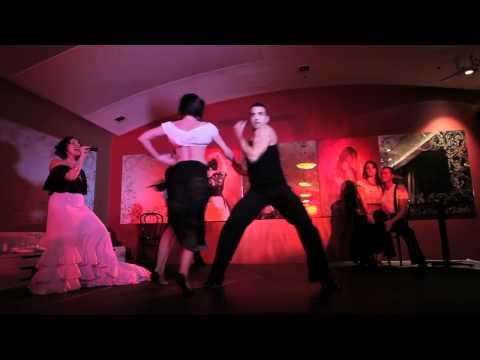 GPO Sydney Con Pasion Flamenco Spanish Cabaret Show