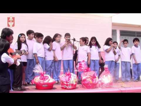 Colegio Santa Ana de Carabayllo - Día de la Madre 2012 (video 12) - Cancion