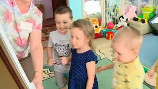 В детском саду «Белоснежка» работает группа специалистов коррекционного блока