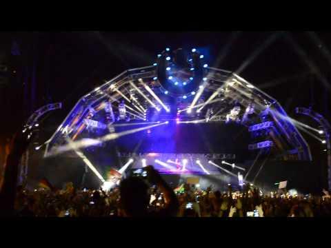 Ultra Music Festival, Johannesberg 2015 SJ Lighting, Inc., Stephen Lieberman