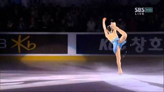 Yu-Na Kim Only Hope + Just a girl + Finale (2008 Festa On Ice)