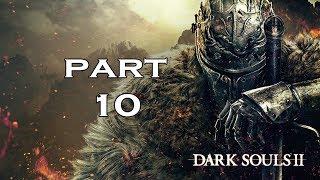 Dark Souls II Walkthrough Gameplay Part - 10 Huntsman's Copse (Skeleton Lord)