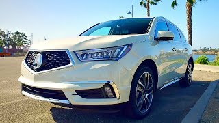 2017 Acura MDX - Review and Road Test