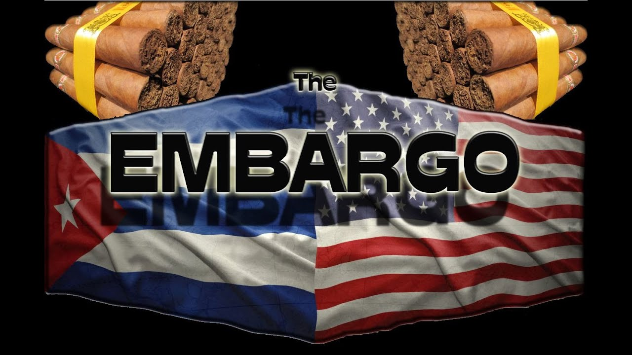 united states maintain the embargo against cuba essay Those against sudan, iran, north korea, cuba, and syria, are widely publicized however, the united states continues to maintain an arms embargo against china, imposed in the aftermath of the tiananmen square indictments of 1989.