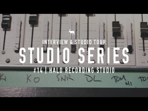 Studio Tour: Halo Recording Studio - OtherSongsMusic.com