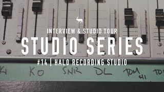 Studio Tours: Halo Recording Studio - (How to build a home studio in 2019)