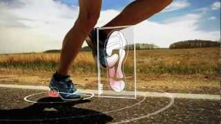 Saucony Running Shoes Technology