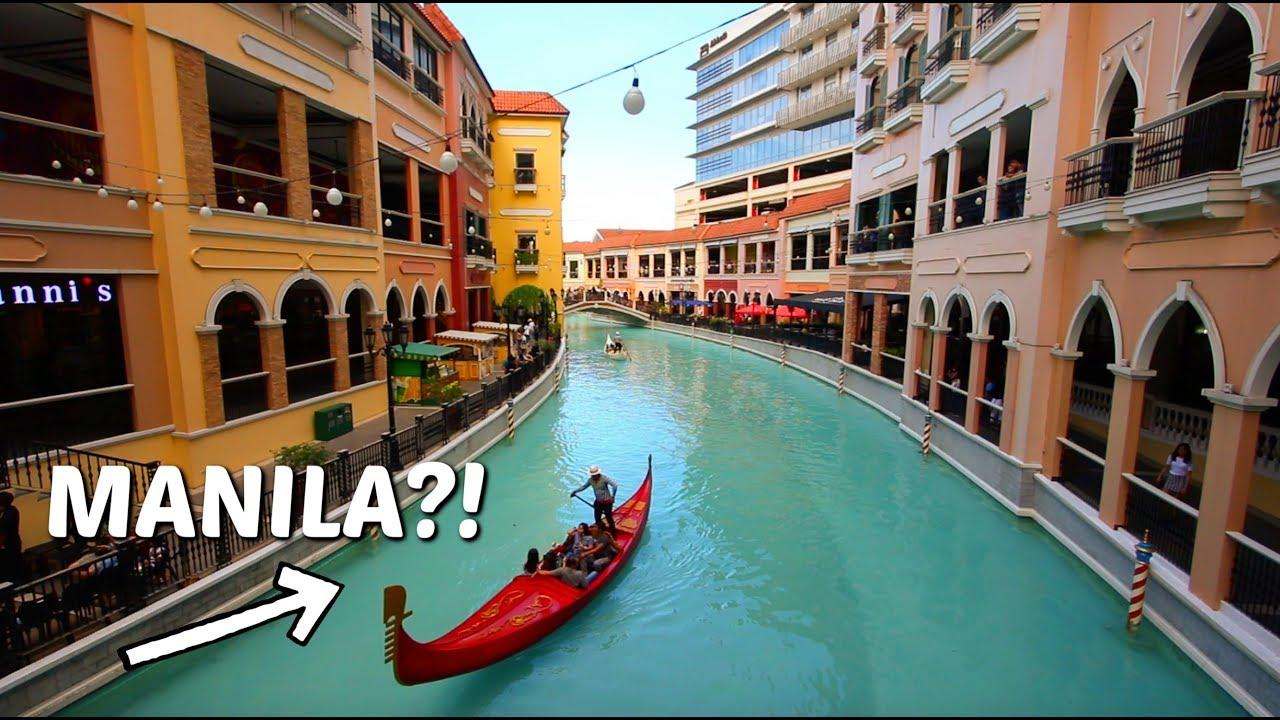 Manila S Hidden Venice Venice Grand Canal Bgc Youtube