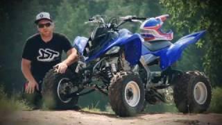 2011 Yamaha Raptor 700R Test Ride