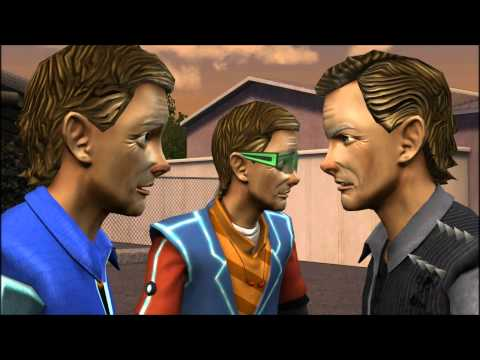 Back to the Future The Game Episode 5 - Ending