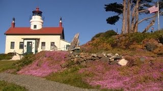 Stunning Battery Point and Lighthouse - Crescent City, California
