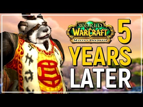 World of Warcraft: Mists of Pandaria... 5 Years Later | Part 2: The Tides Turn