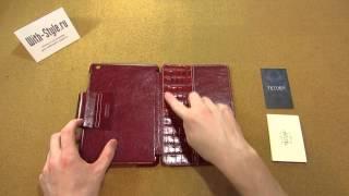 Кожаный чехол-книжка для iPad Mini Retina Premium Leather Bellac Hercules Series от TETDED
