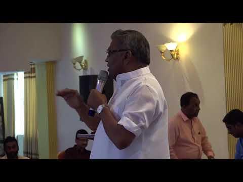 Sri Lanka Churches Alliance meeting- Global Tamil Churches Alliance