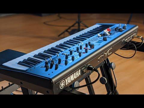 Yamaha YC61 Stage Keyboard - Live at Kraft Music