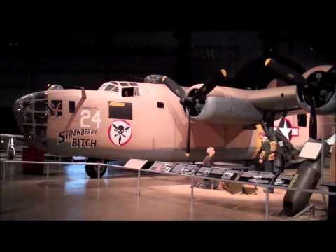 B-24 Liberator at Air Force Museum