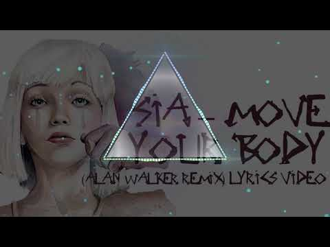 Sia - Move Your Body (Alan Walker Remix) 8d 🎧