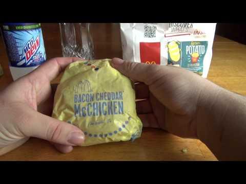 Мак Дональдс , новые Мак Чикины ( 3 штуки)