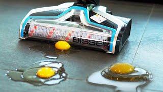 계란,라면 VS 청소기  l  비쎌 크로스웨이브2582…