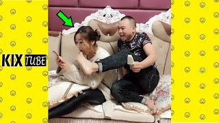 Watch keep laugh EP455 ● The funny moments 2018