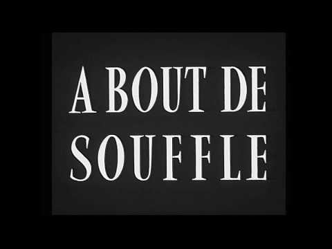 A Bout De Souffle (Breathless) - New York Herald Tribune