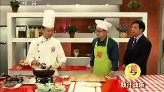 天天饮食 20120111 豉汁油条