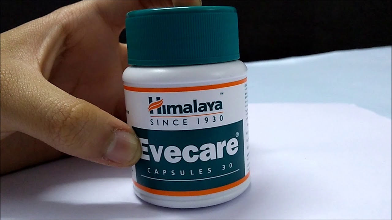 English review of Himalaya Evecare Capsules for Women : ClickOncare