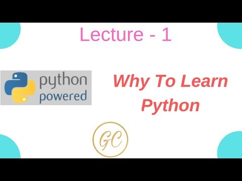 #python #pythonforbeginner Python Tutorial for beginners #1 || why to learn python by golden code thumbnail