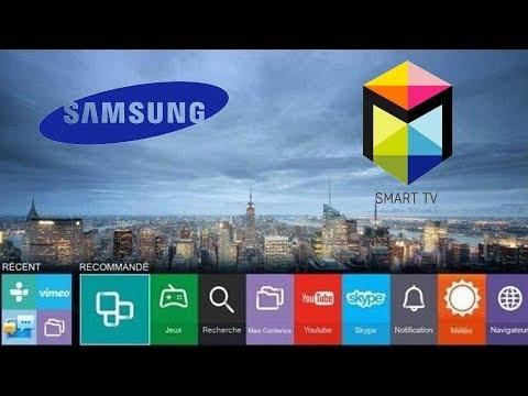 Обзор операционной системы для Smart TV от Samsung, Tizen OS