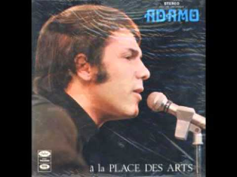 A la place des arts (1968) | Full Album | Salvatore Adamo