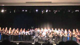 2012 Fl Hillsborough All county mixed choir - If I Can Help Somebody