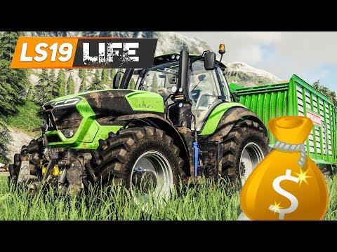 LS19 LIFE #17: GELDQUELLE gefunden - wir sind wieder im Rennen! | FARMING SIMULATOR 19 thumbnail