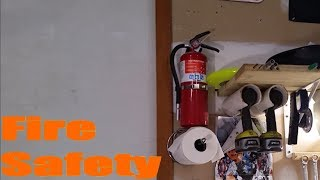 homepage tile video photo for Garage Fire Safety (Episode 7)