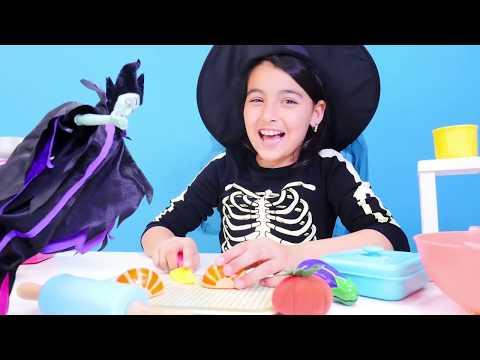 Cadı Emily Malefis'e arkadaşlık dersi veriyor!