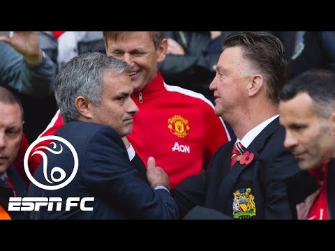 Is Jose Mourinho's Manchester United any different from Louis Van Gaal's? | ESPN FC
