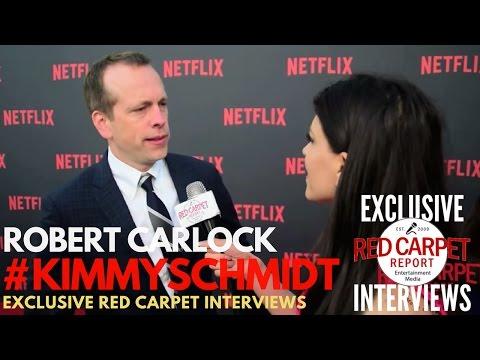 Robert Carlock EP/co-creator interviewed at the Unbreakable Kimmy Schmidt Netflix FYC Event