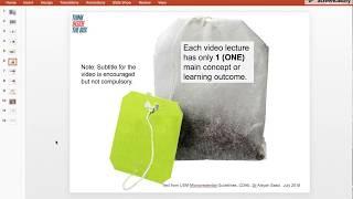V3-Microcred Video Quality