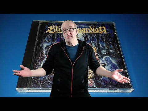 Blind Guardian - The Quest For Tanelorn - ThomenDrumChamber (TDC) Performance Over SFB Version!
