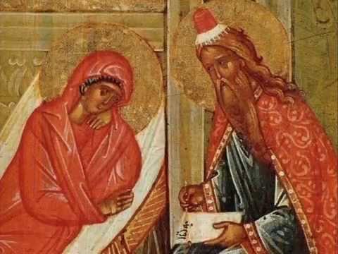 Христианская молитва Евангелия