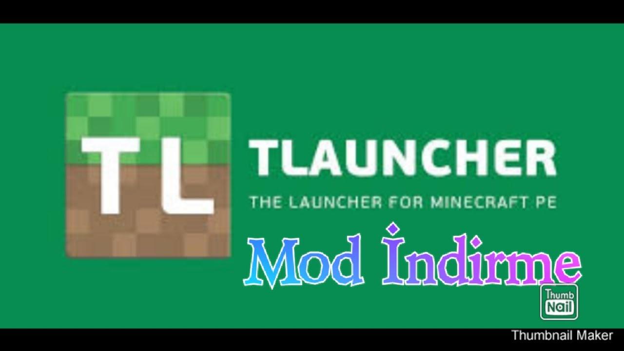Minecraft Tlauncher Mod Nasil Kurulur Youtube